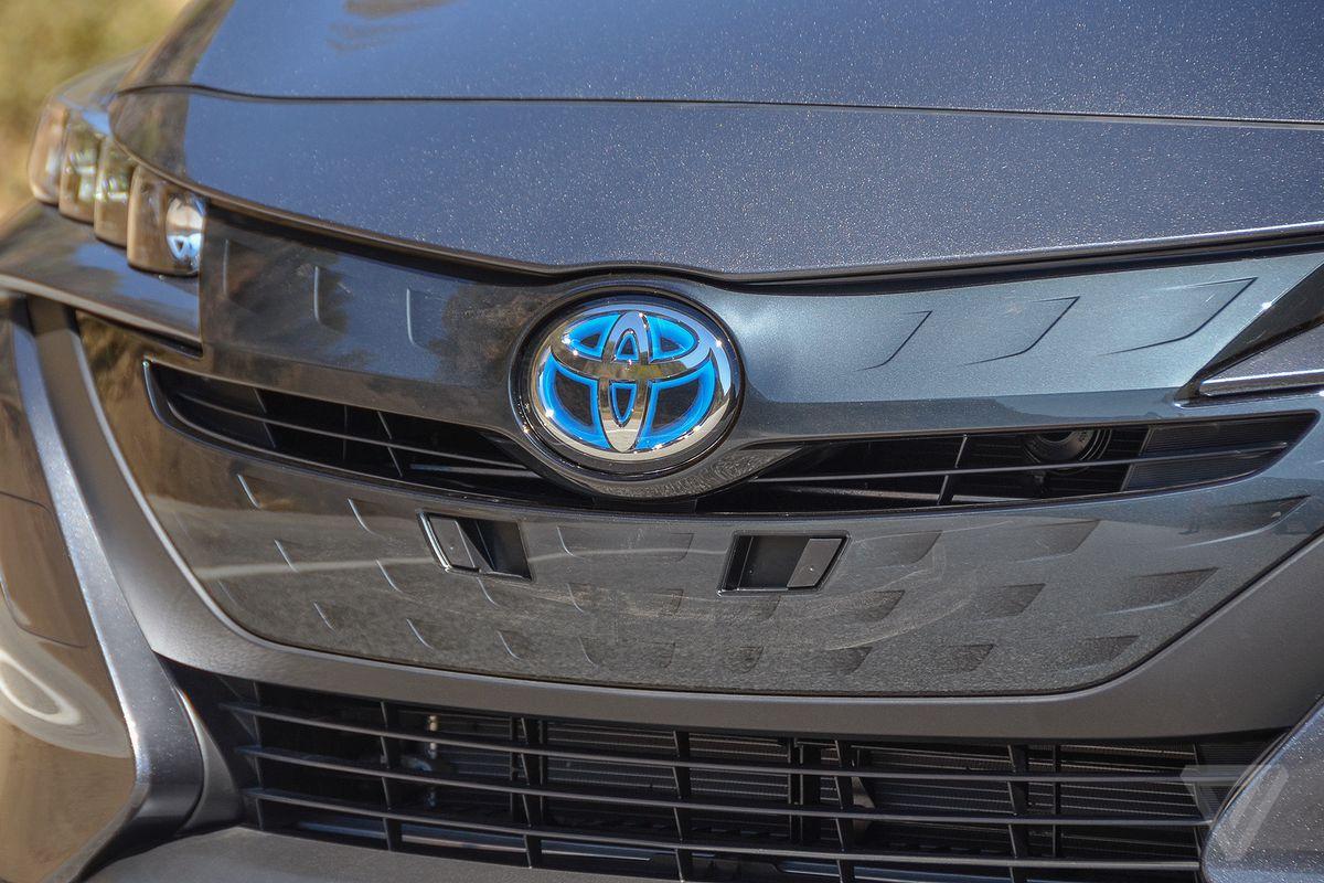 toyota prius air conditioning repair