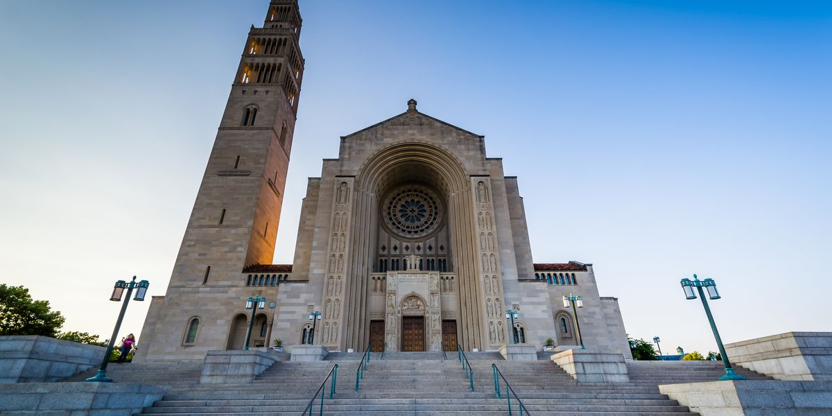 10 Beautiful Houses Of Worship In Dc Mapped Curbed Dc