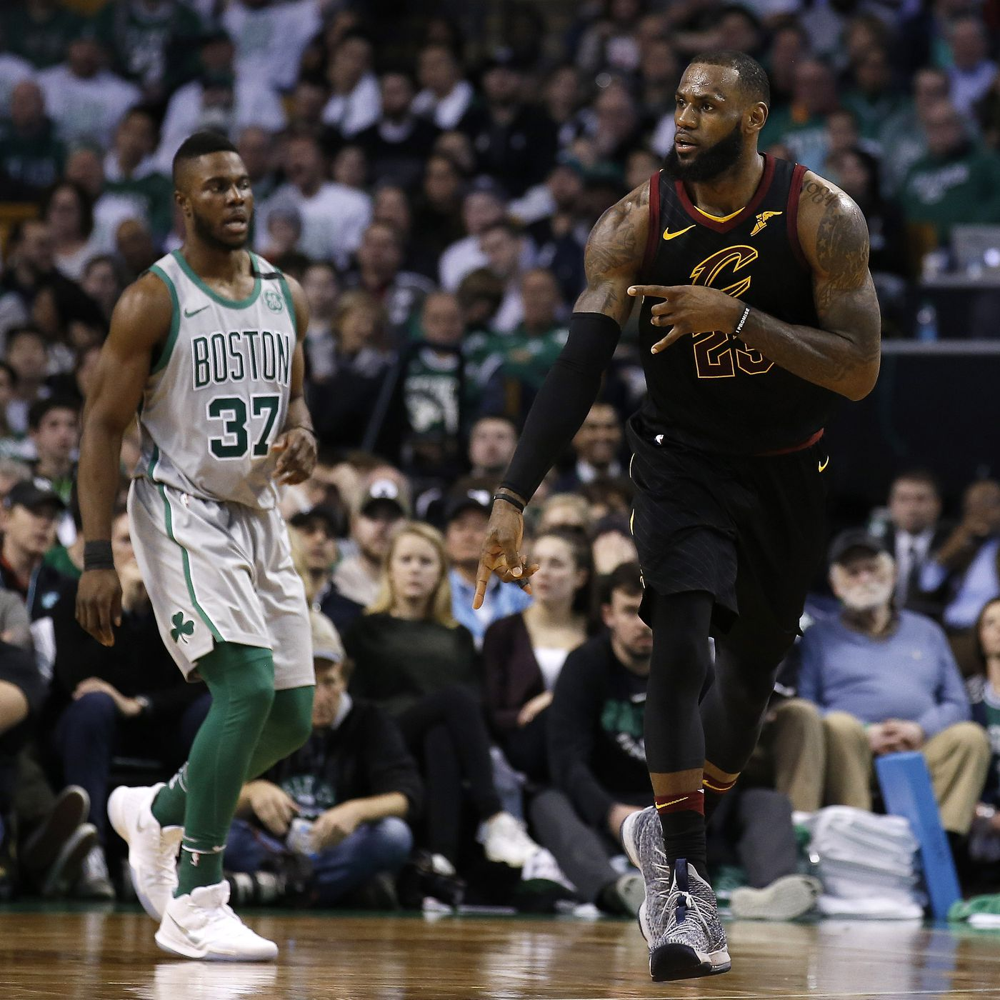 56d2009487ef 2018 NBA Playoffs  Cavaliers-Celtics scouting preview - Fear The Sword