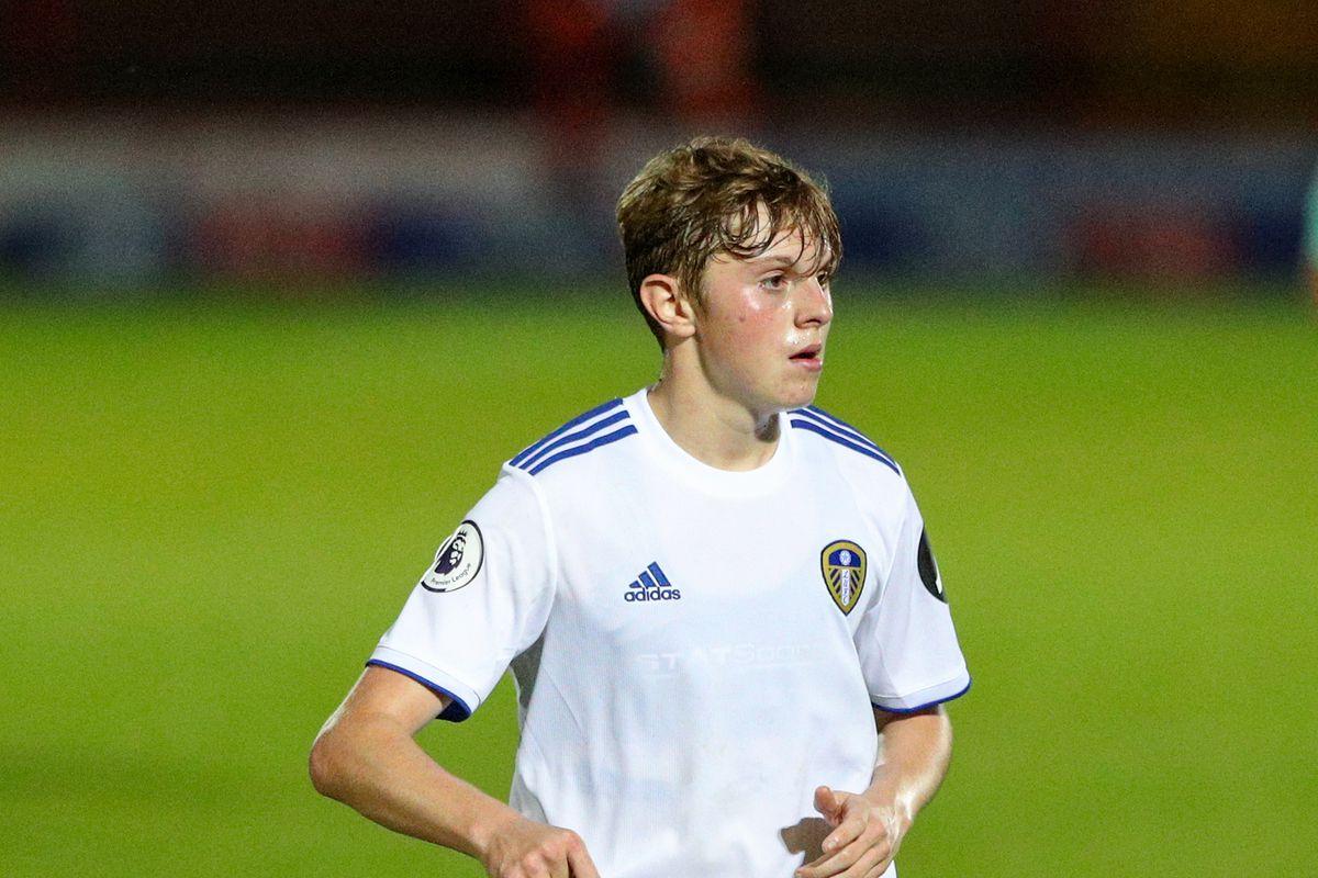Accrington Stanley v Leeds United U21 - EFL Trophy