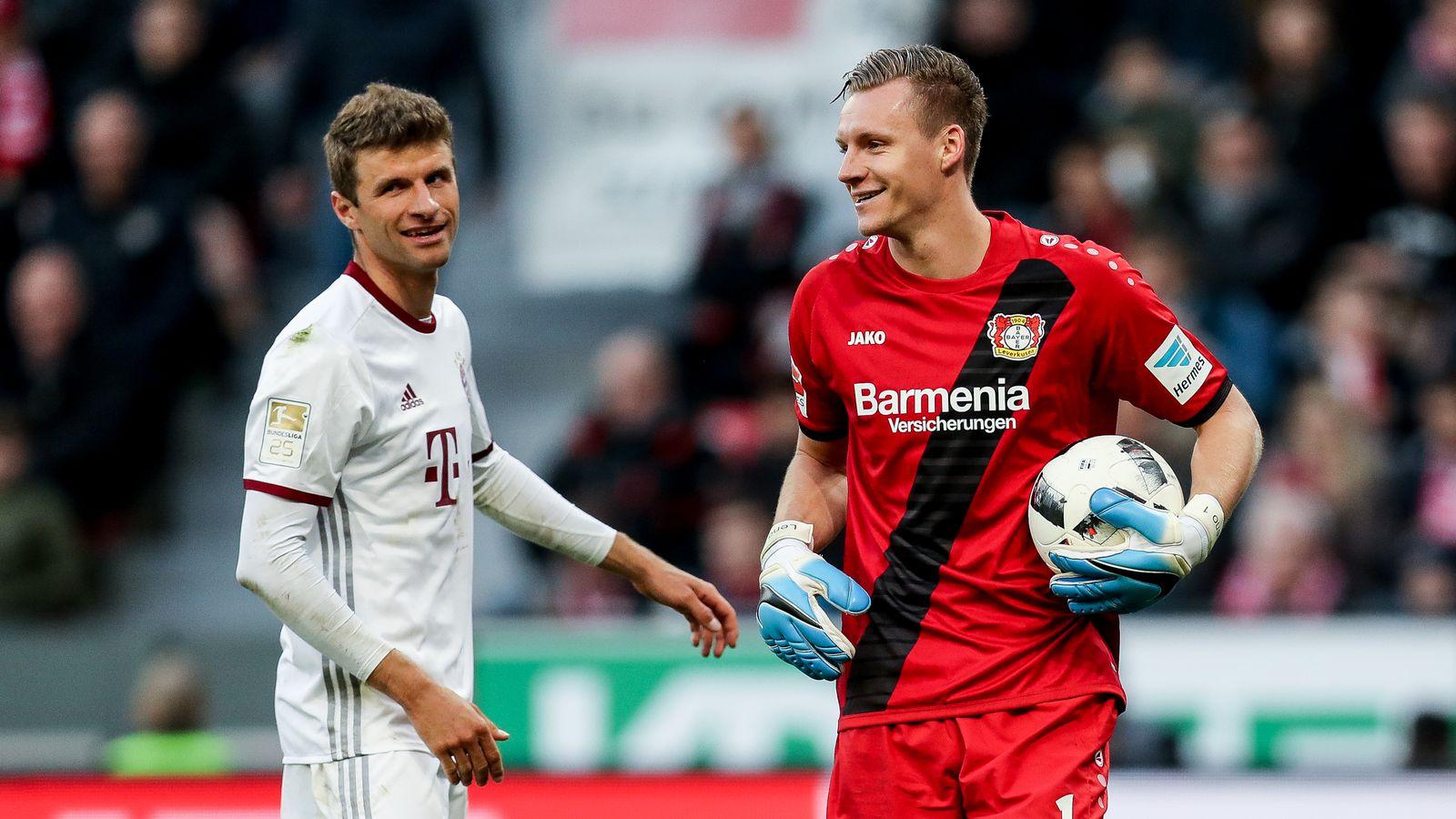 Leverkusen München
