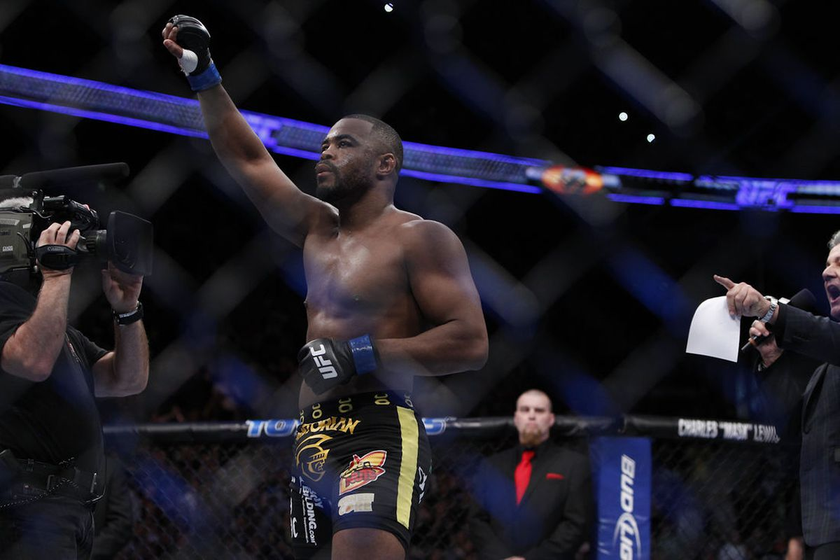 Rashad Evans to be inducted into UFC Hall of Fame