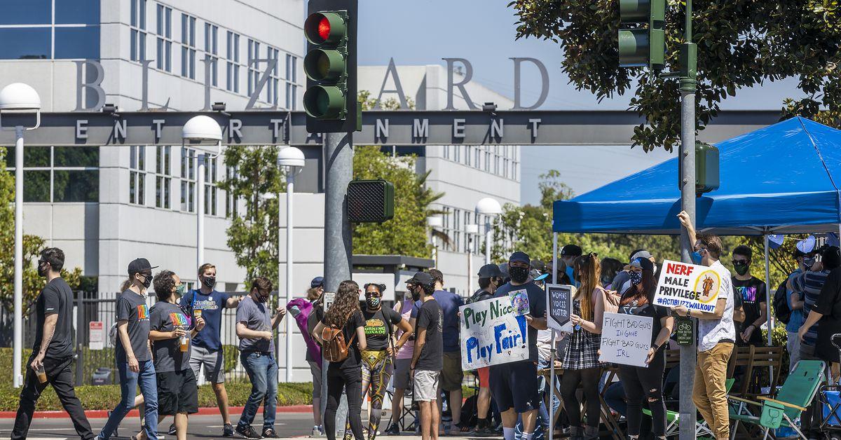 Activision Blizzard discrimination case shouldn't halt over agency feud, California argues in new court filing