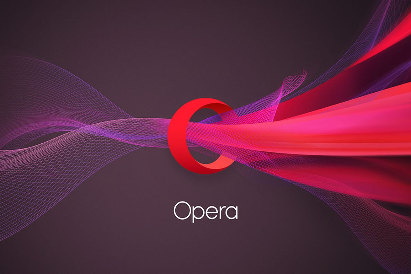 web browser opera is testing a cryptocurrency wallet in its android app