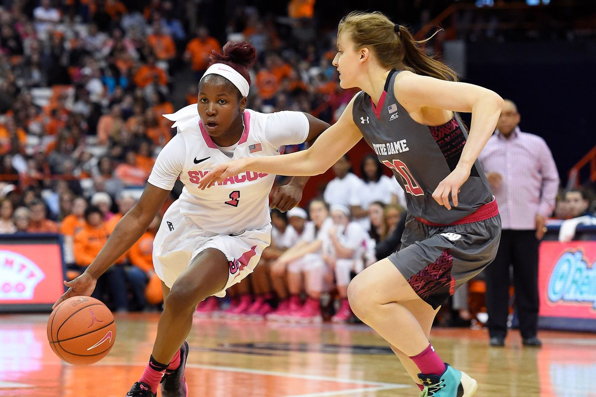 Syracuses Alexis Peterson Named Acc Womens Basketball Player Of The Year - Troy Nunes Is An