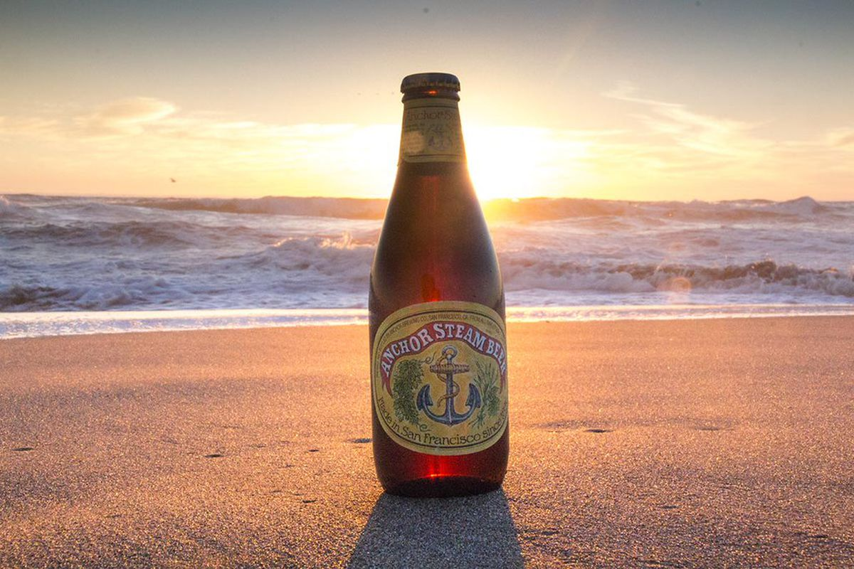 Historic Anchor Steam Brewery Purchased by Sapporo - Eater SF