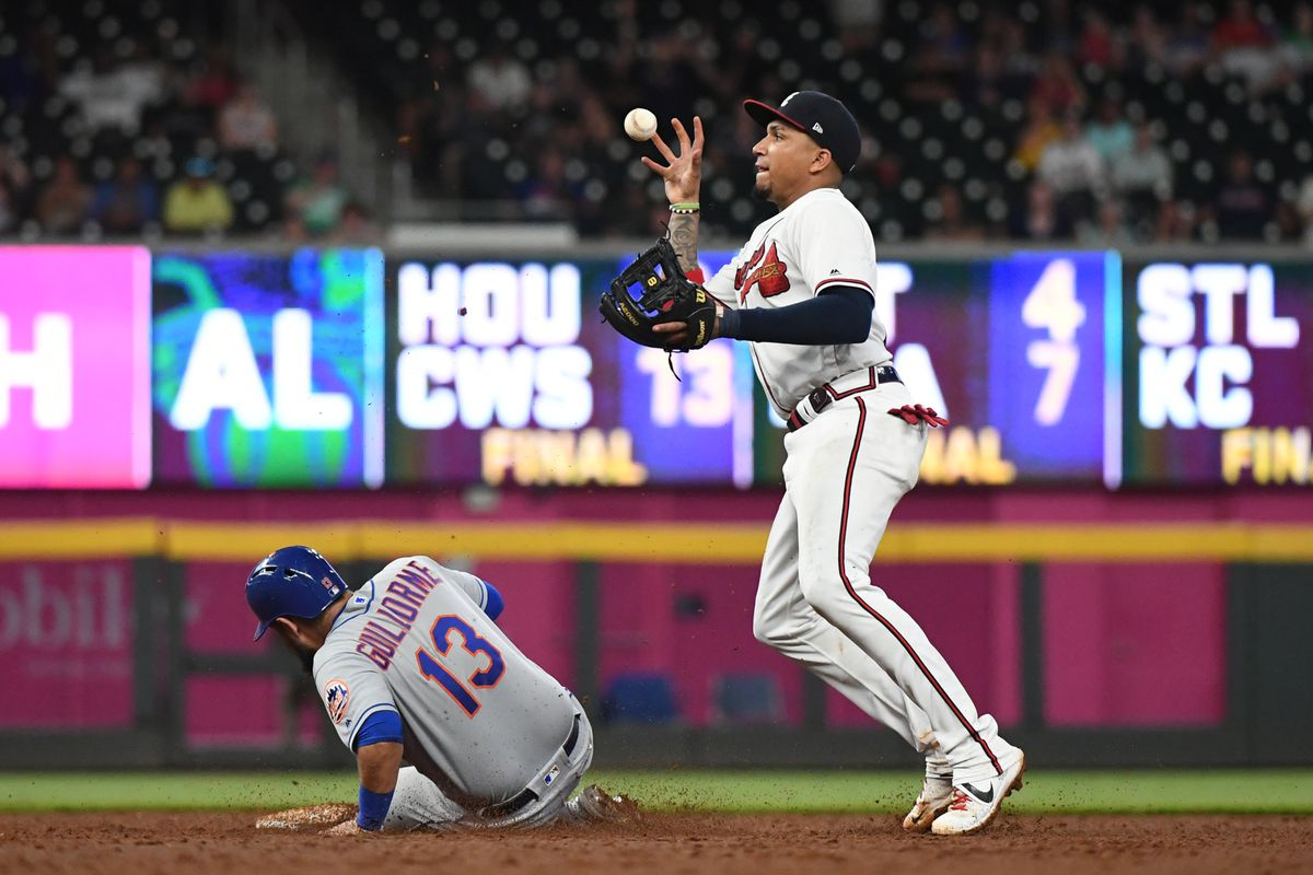 Late rally falls short as Mets fall to Braves for third-straight loss