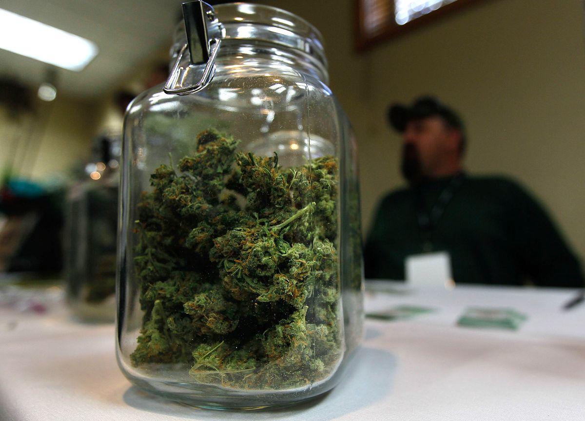 Marijuana in Colorado.