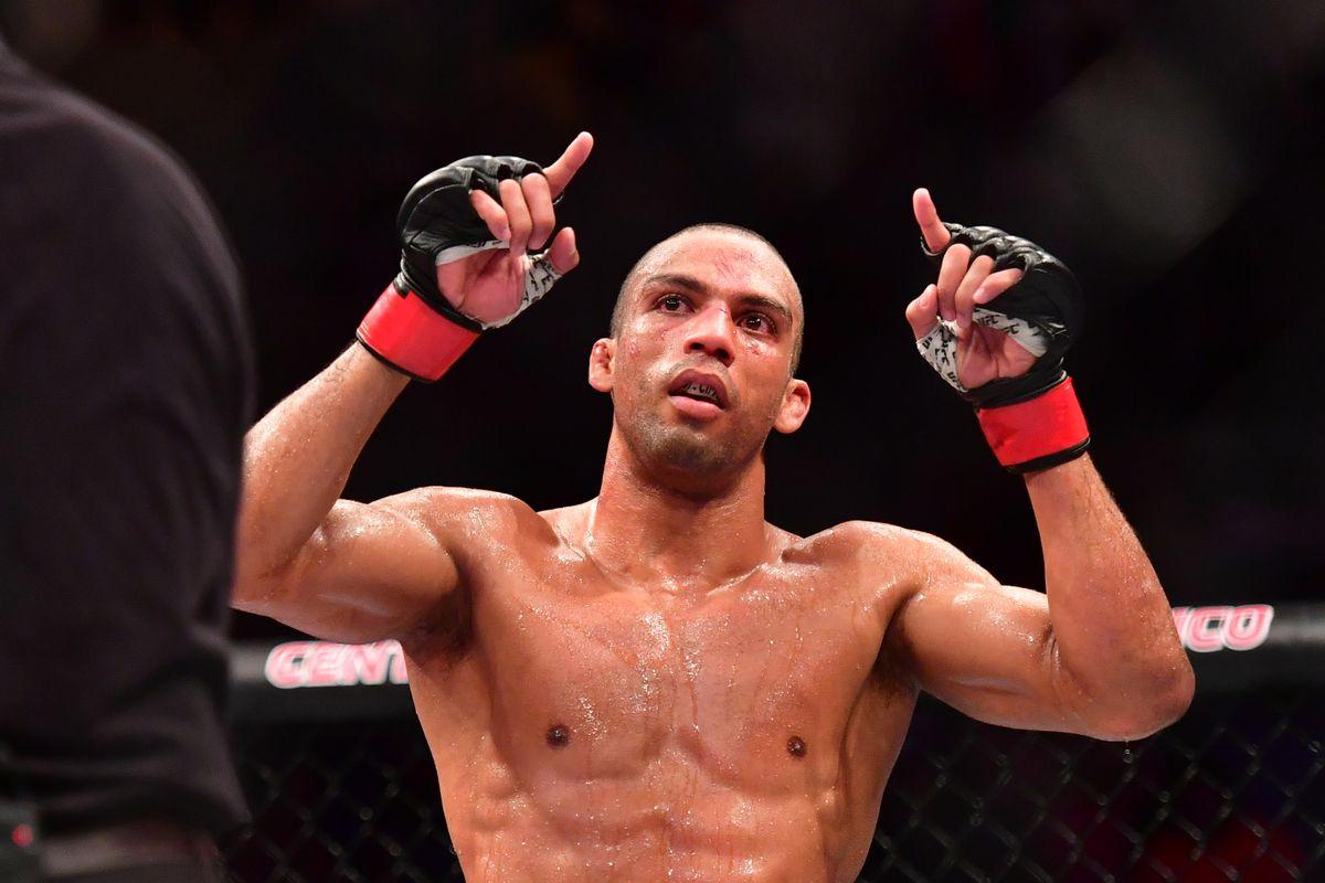 MMA: UFC Fight Night-Barboza vs Dariush