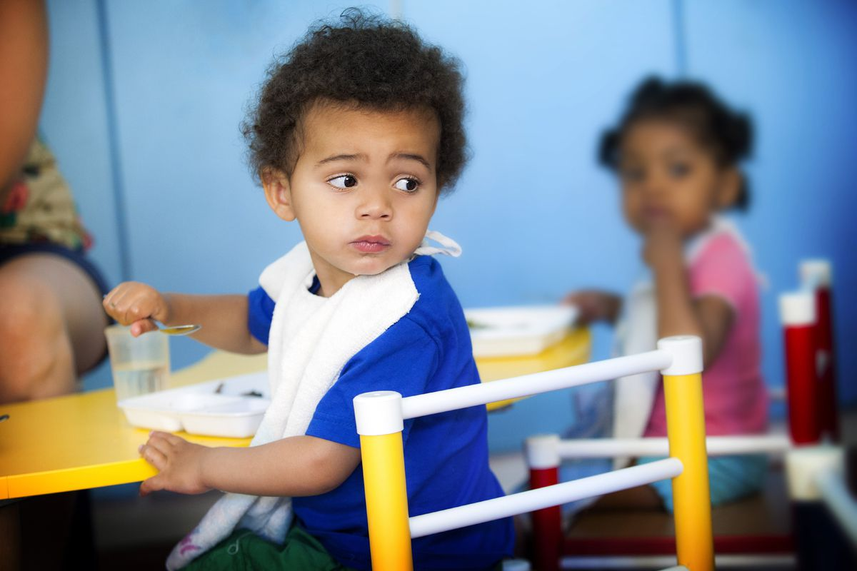 This French child experiences a child care system far different from what American kids do.