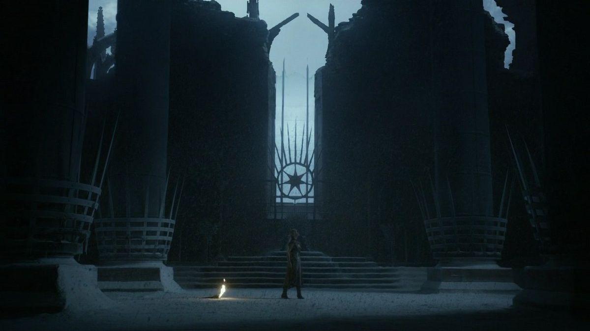 daenerys vision season 2 game of thrones