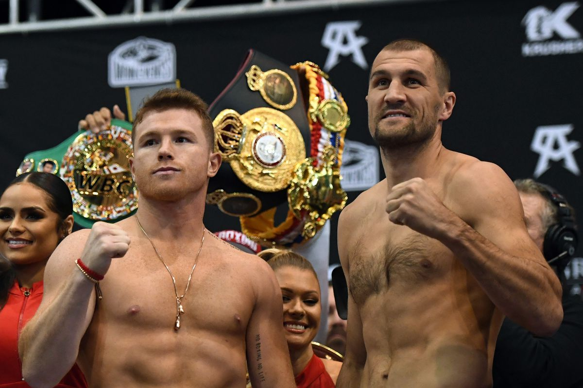 Canelo Alvarez v Sergey Kovalev - Weigh-In