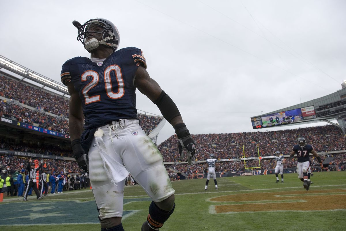 NFL: Bears Beat Seahawks 27-24