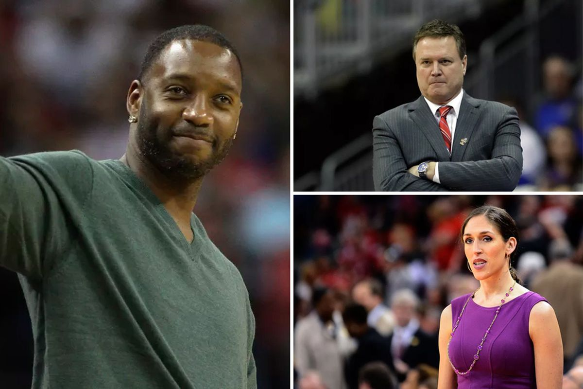 2017 basketball hall of fame inductees: tracy mcgrady, bill self