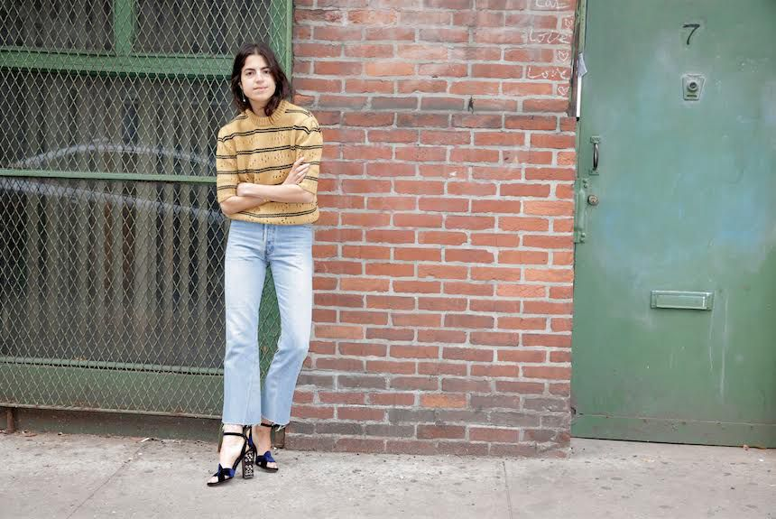 Re/Done The Leandra