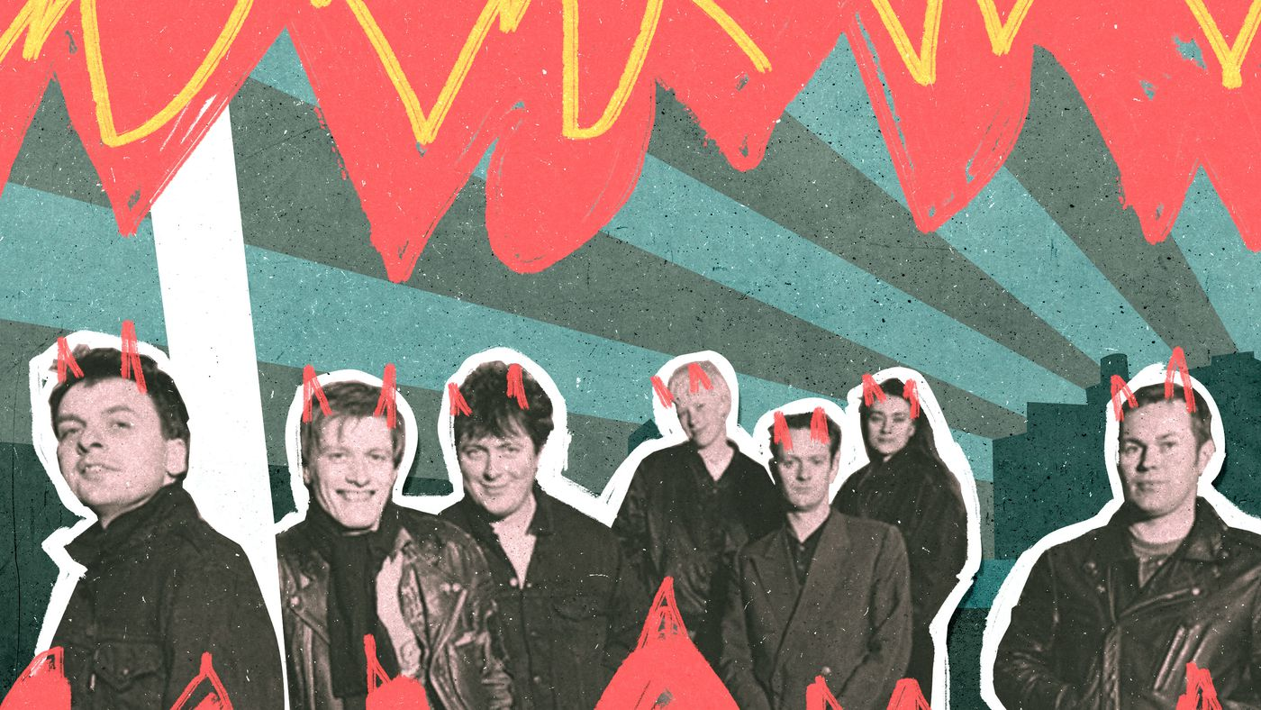 Handcuffed to History: 'The Mekons Rock 'N' Roll' Is 30 Years Old