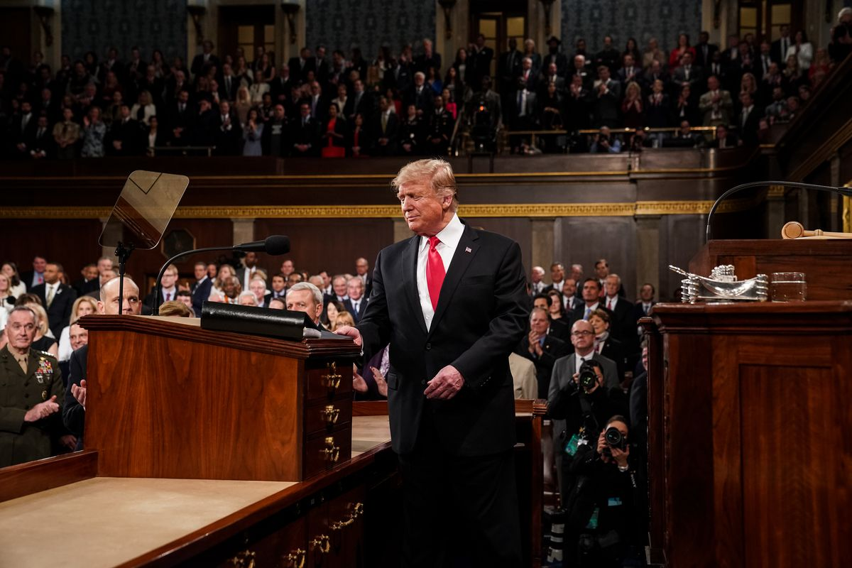 State of the Union 2019: the First Step Act, which Trump