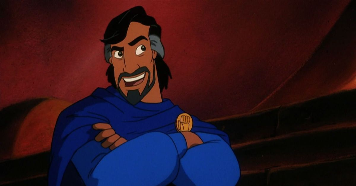 Disney to make live-action Aladdin sequel, which must include Aladdin's Hot Dad