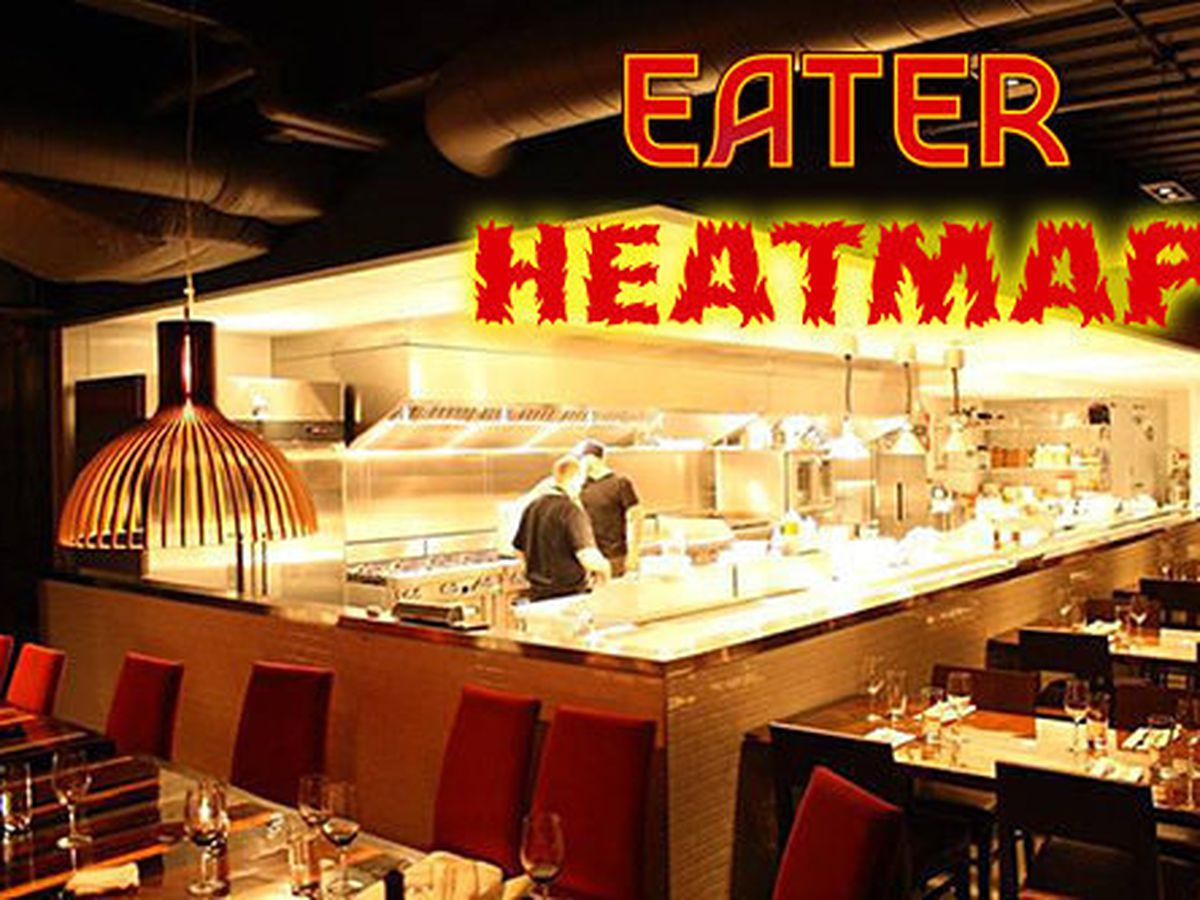 The Eater St Louis Heatmap Where To Eat Right Now Eater