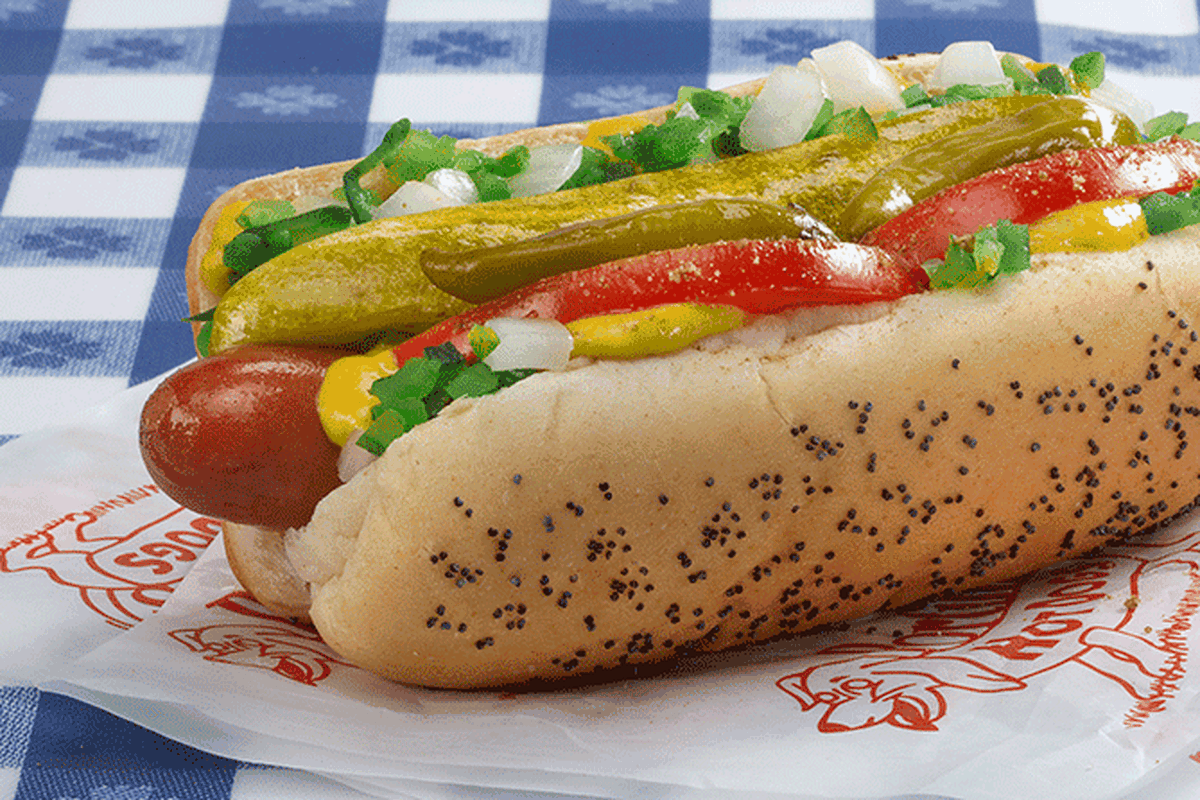 Portillos Hot Dogs