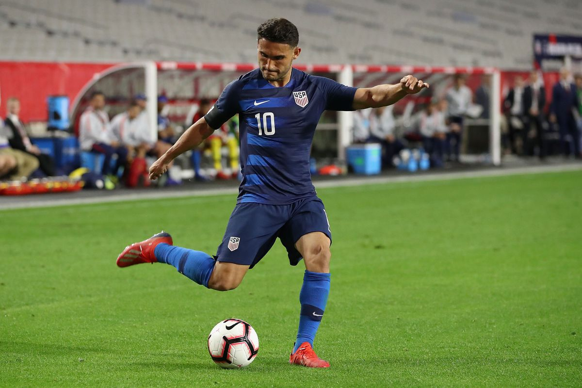 The Usmnt And Cristian Roldan Are In San Jose Ca To Close Out January Camp Against Costa Rica