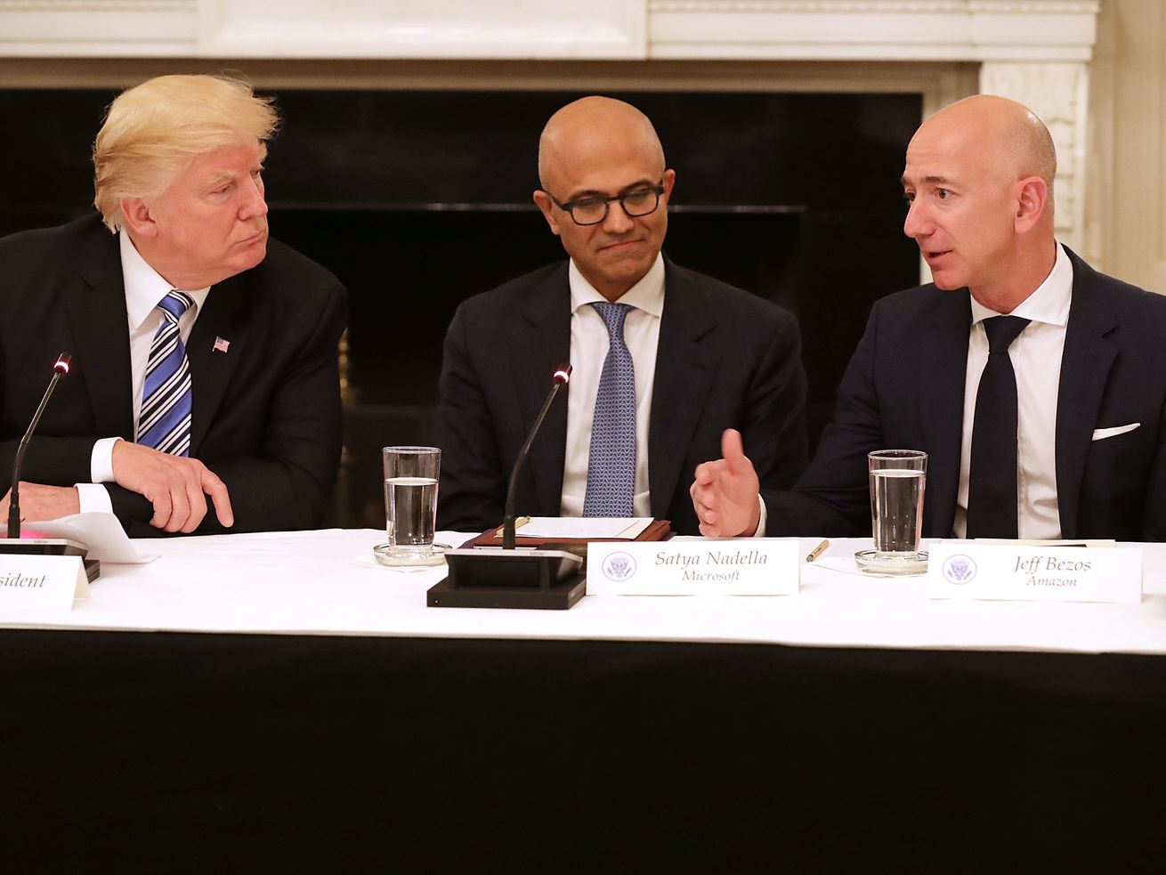 It looks like President Trump's attacks on Amazon go beyond tweets: He reportedly lobbied the USPS to double delivery rates