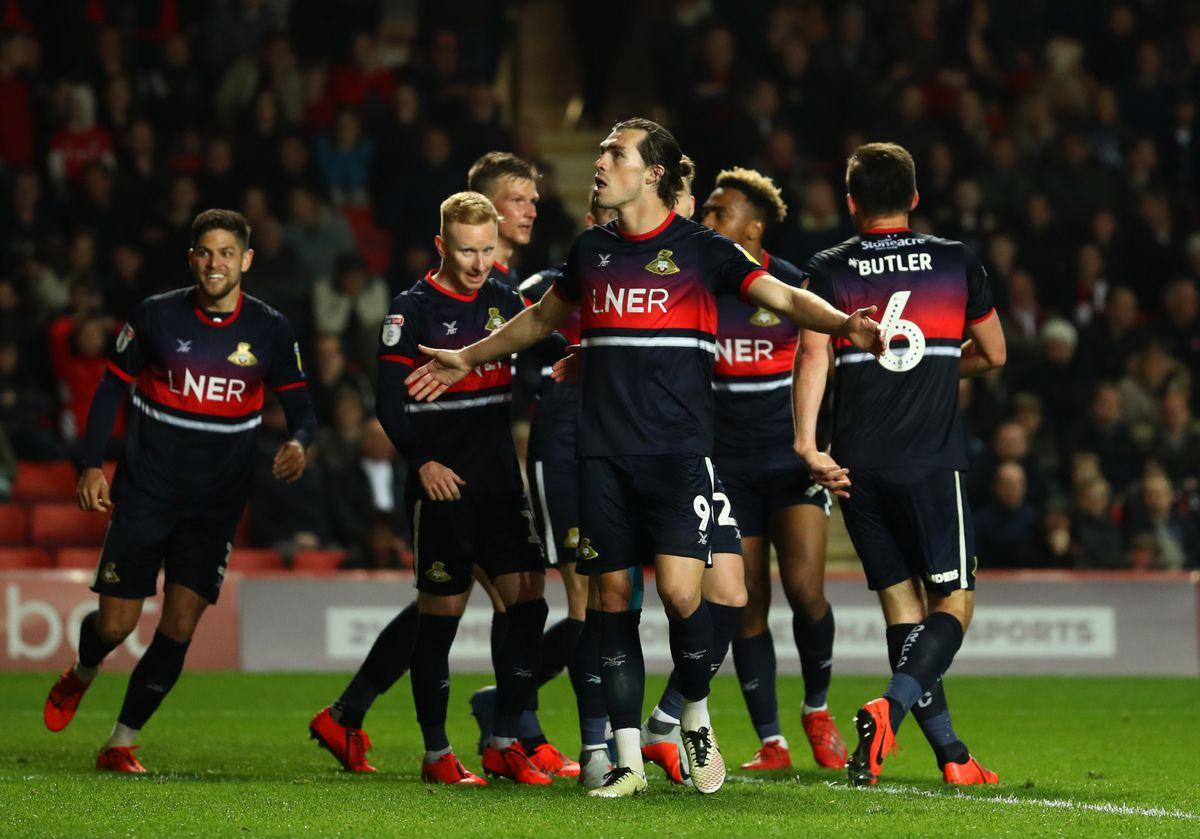 Charlton Athletic v Doncaster Rovers - Sky Bet League One Play-Off: Second Leg