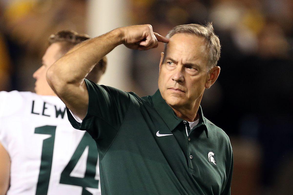 Mark Dantonio recaps Michigan State Spartans' win over