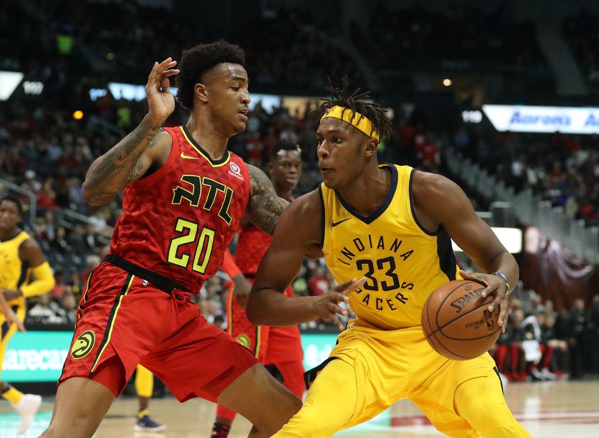 NBA: Indiana Pacers at Atlanta Hawks