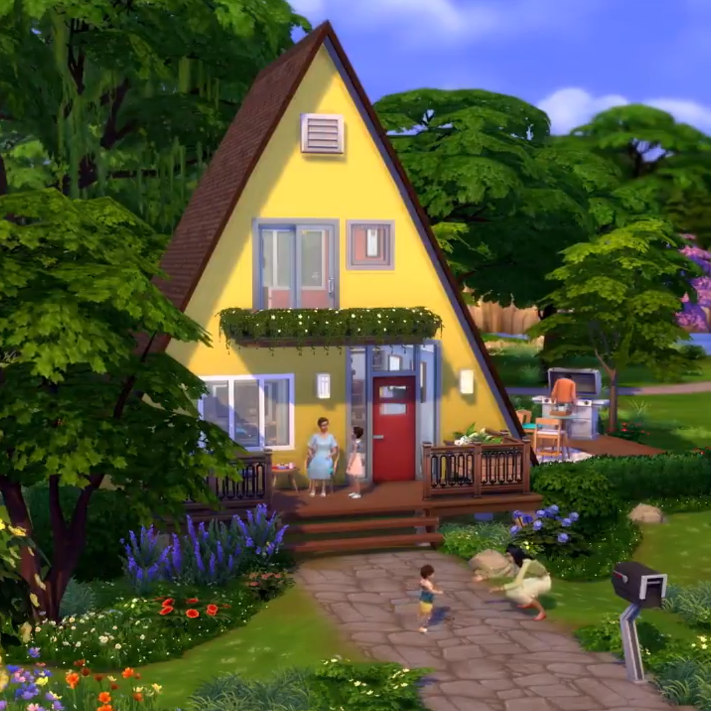 Tiny Living Stuff Pack coming to The Sims 24 - Polygon
