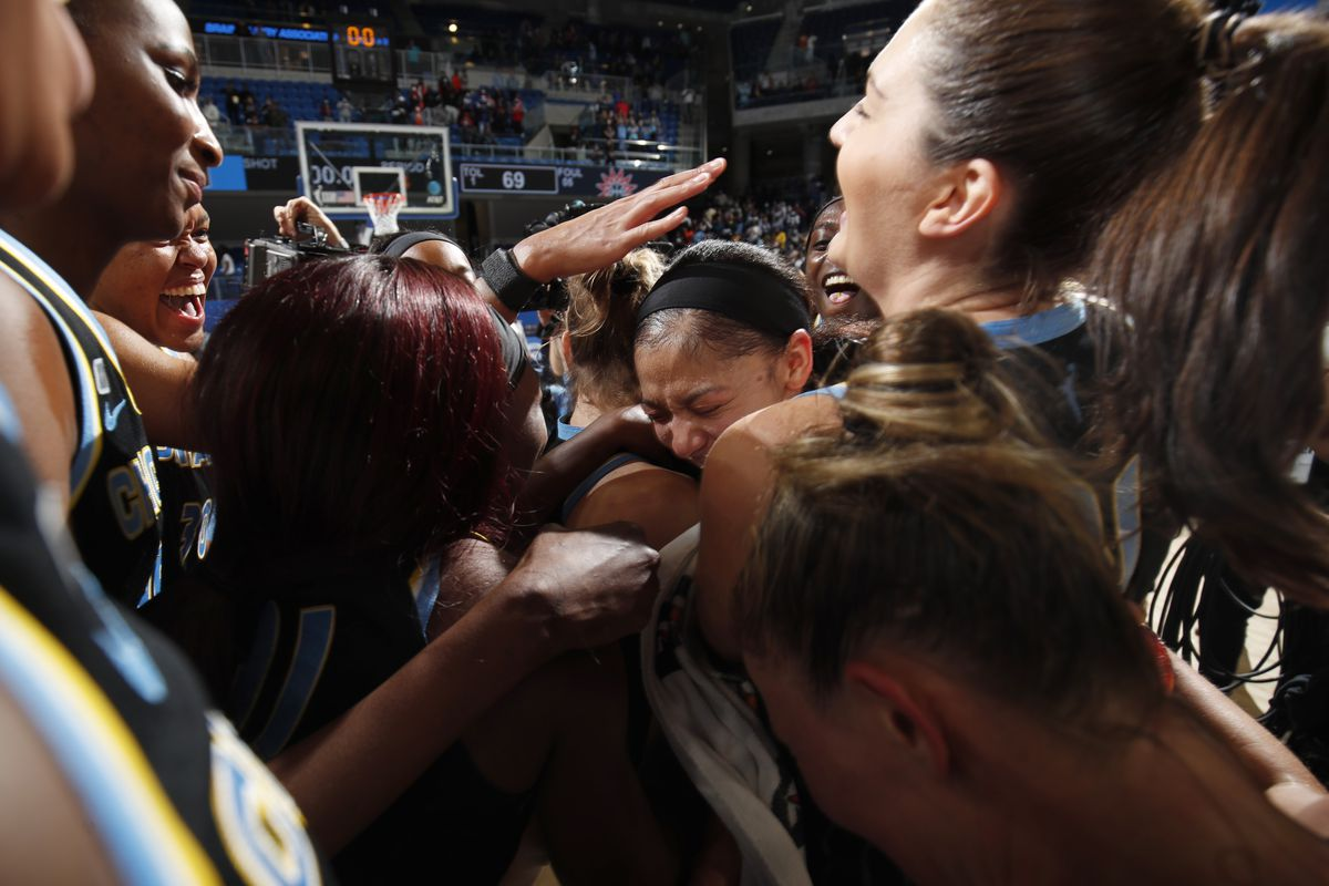 2021 WNBA Semifinals - Connecticut Sun v Chicago Sky
