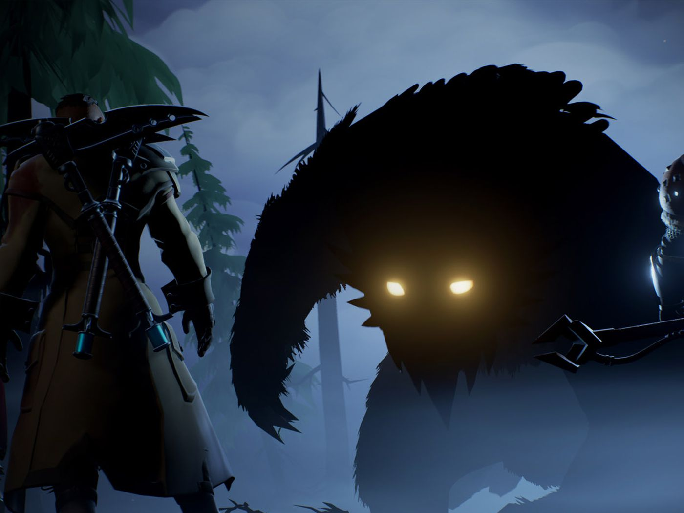 New Dauntless trailer reveals cross-platform releases and play - Polygon