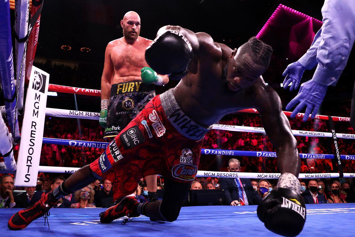 Fury Knocks Out Wilder To Retain WBC Title