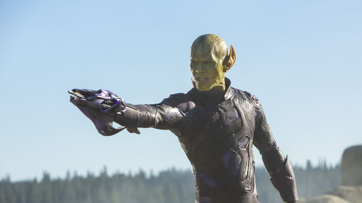 Captain Marvel Is All About The Kree Skrull War Heres How It