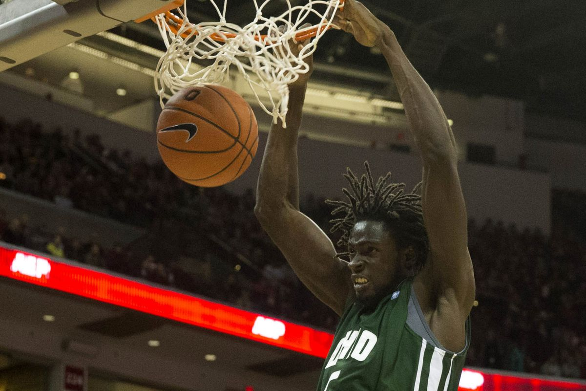 Maurice Ndour can't be elected president, but he'll be the BMOC if he can guide Ohio to a mid-week win,