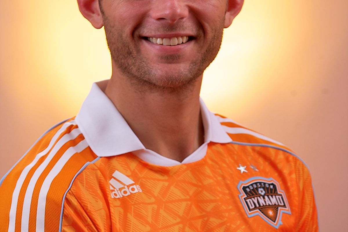 Yeah if I could take one player from the Houston Dynamo it would be Brad Davis.