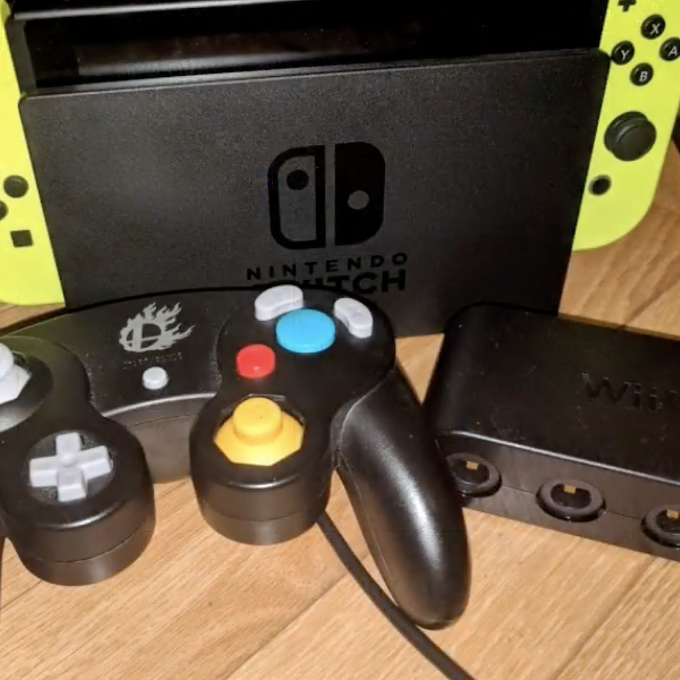 The Nintendo Switch now supports GameCube controllers - The Verge