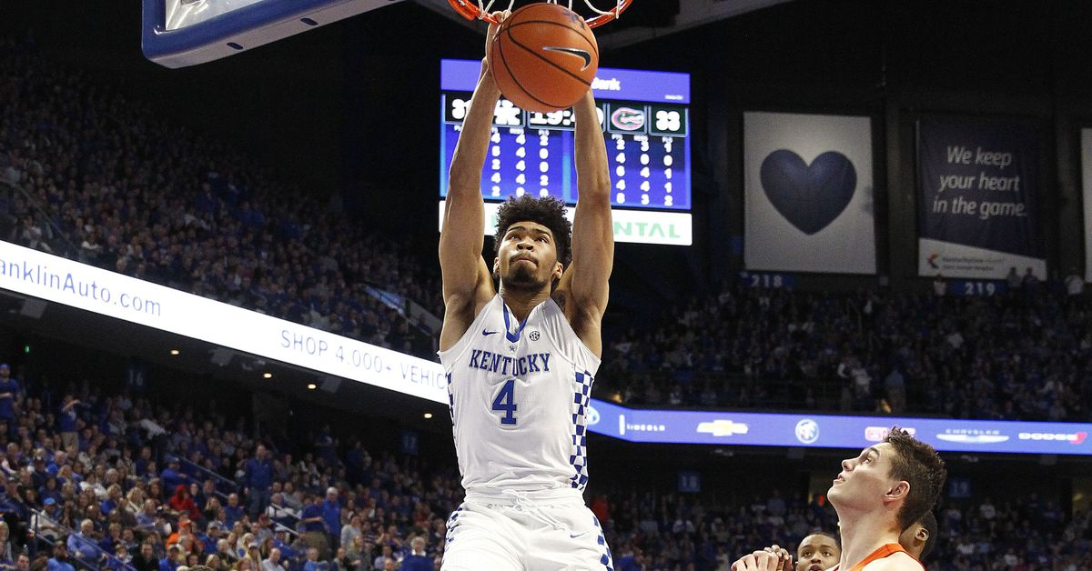Kentucky Basketball Announces Tv Schedule Game Times And: Kentucky Wildcats Vs Mississippi State: Game Time, TV