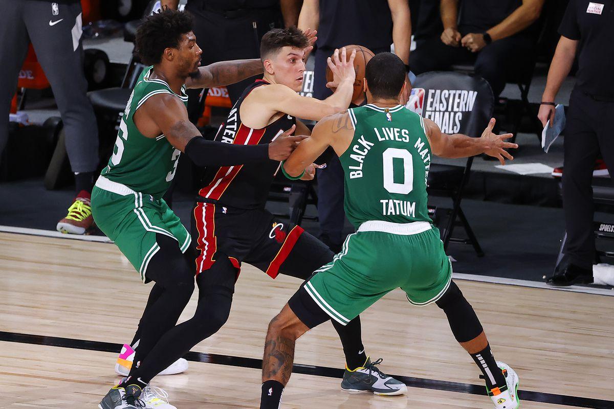 Preview Miami Heat At Boston Celtics Ecf Game 5 9 25 20 Celticsblog