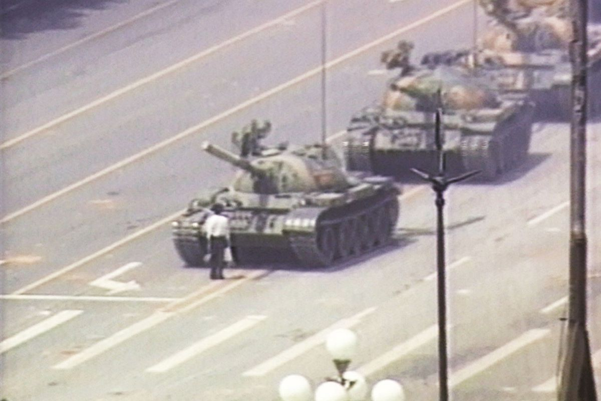 a79e295900b8d 25 years after Tiananmen