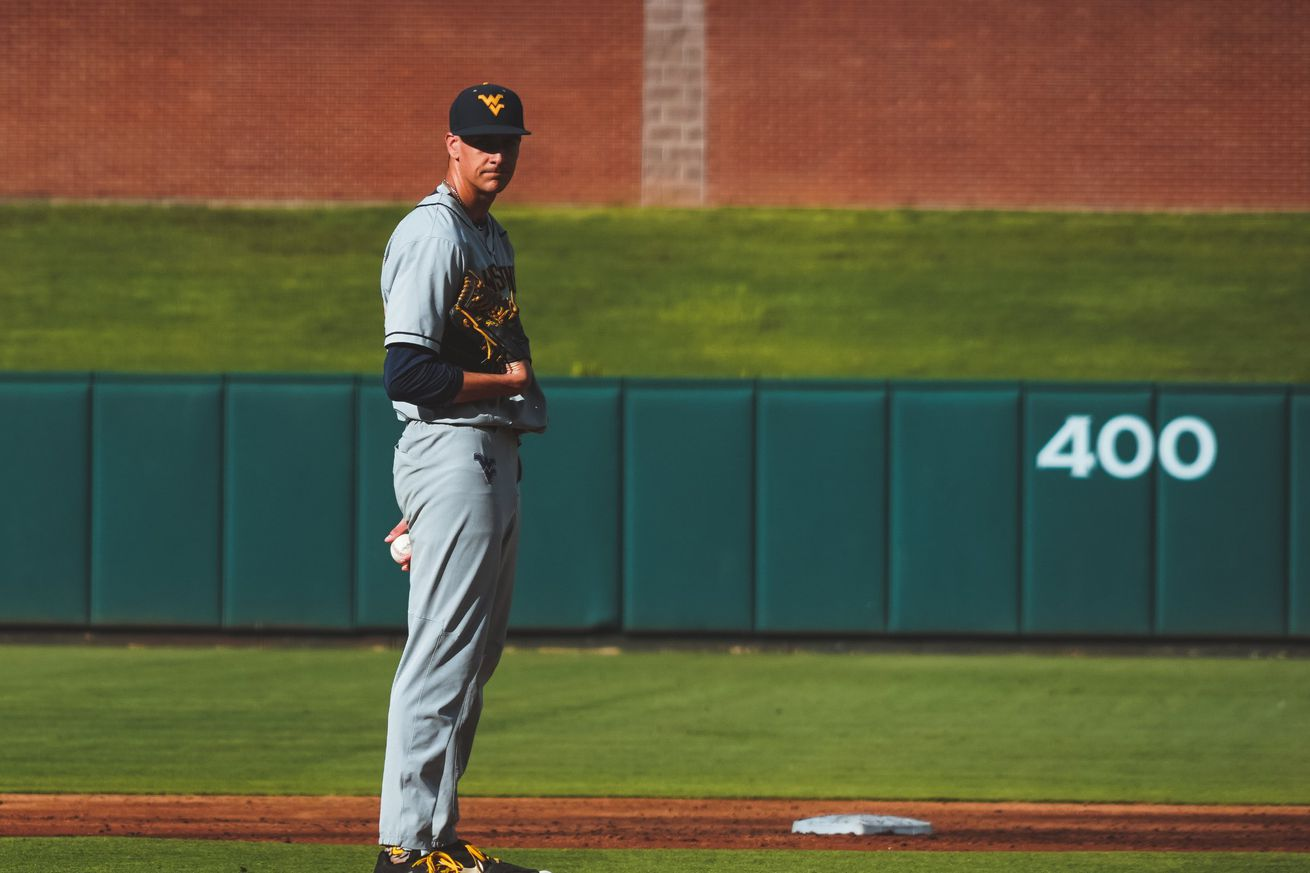 Jackson Wolf and Mountaineers Knock Off #2 Texas In Big 12 Baseball Tournament