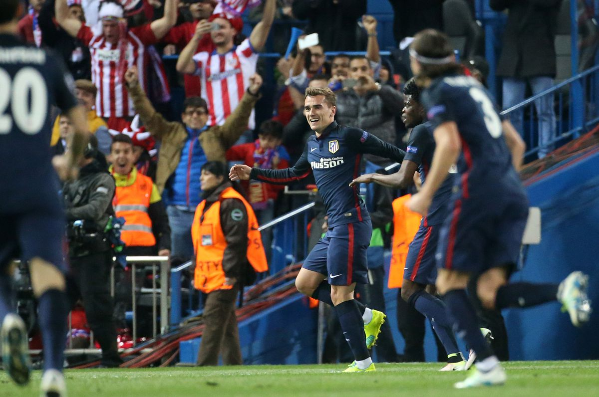 Atletico Madrid v FC Barcelona - UEFA Champions League Quarter Final: Second Leg