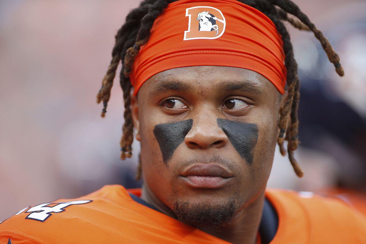 NFL: DEC 22 Lions at Broncos
