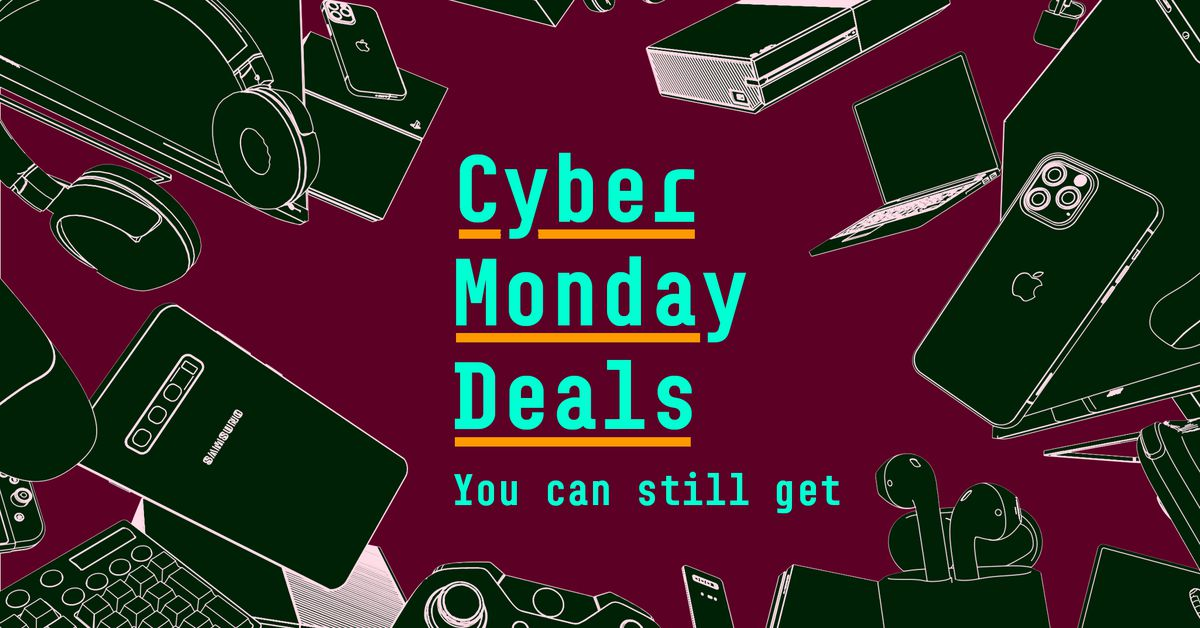 The best Cyber Week deals on headphones, video games, and more