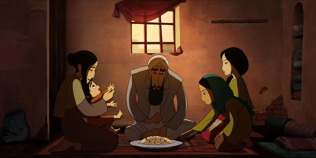 Movie Review Animated The Breadwinner Is A Creative Tale Of Life Under Taliban Occupation Deseret News