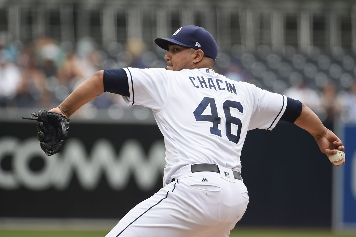 Padres 6, Royals 3: Friars bounce back with Jhoulys Chacin gem