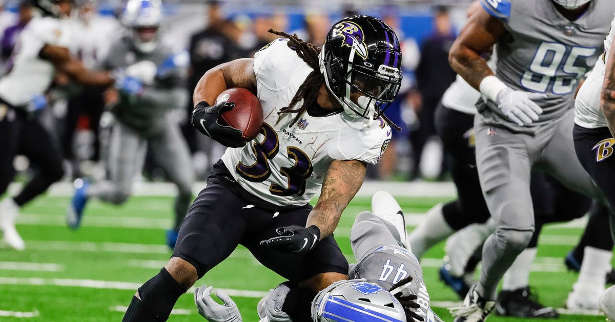 Report: Ravens receiving trade inquires about their running backs - Baltimore Beatdown