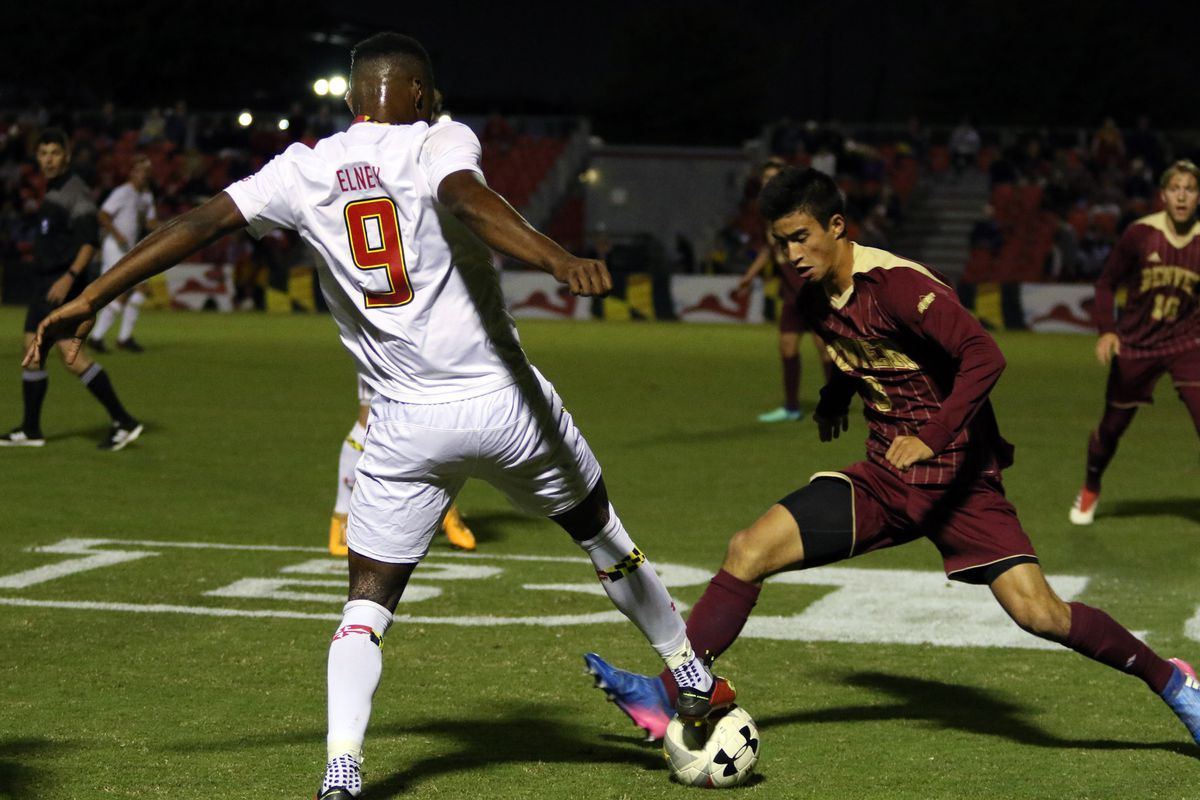 Maryland men's soccer advances to College Cup with 1-0 win ...