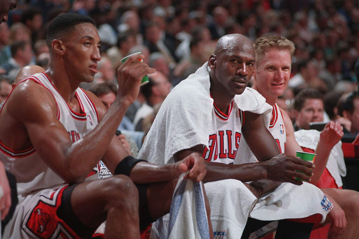 "Steve Kerr and Michael Jordan had different views on Scottie Pippen being ""selfish."""