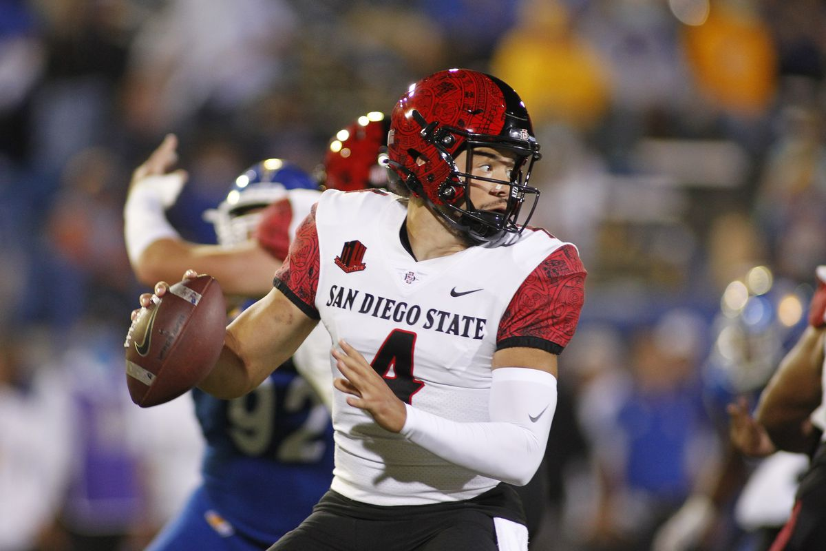 COLLEGE FOOTBALL: OCT 15 San Diego State at San Jose State